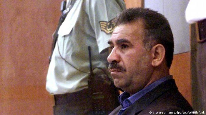 Abdullah Öcalan - (Arşiv)