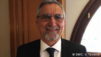 Deutschland l Jorge Carlos Fonseca, Präsident von Kap Verde, in Berlin