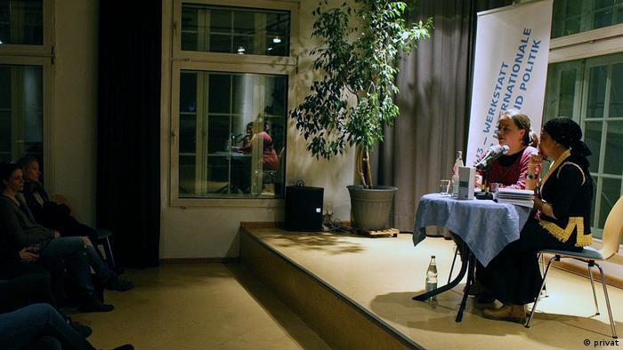 Deutschland   Gudrun Fenna Ingratubun   Literaturübersetzerin (privat)
