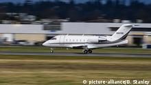 Symbolbild: Bombardier Challenger 601-3R