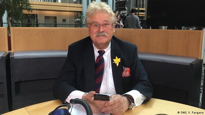 Interview mit MEP Elmar Brok