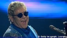 Elton John beim 2015 Rock in Rio - Day 03