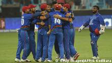 Cricket One-Day Internationals | Nationalmannschaft Afghanistan (Getty Images/AFP/S. Kodikara)