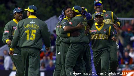 Cricket World Cup 1999 | Sieg Bangladesch vs. Schottland (Getty Images/Graham Chadwick/ALLSPORT)