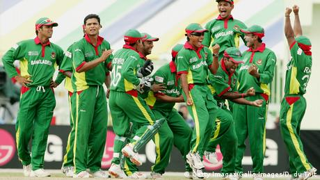 Cricket World Cup 2007 | Sieg Bangladesch vs. Südafrika (Getty Images/Gallo Images/D. du Toit)
