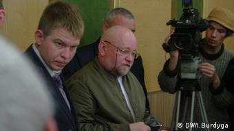 Володимир Рубан відмовився ознайомлюватись з клопотанням про арешт
