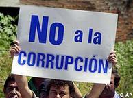 """Marchar contra la CORRUPCIÓN es una verdadera """"FANTOCHERÍA"""":"""