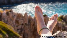 Symbolbild - Urlaub am Meer