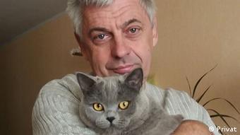 Черкаський журналіст Вадим Комаров