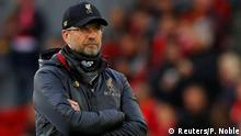 Fussball Champions League Halbfinale l FC Liverpool vs FC Barcelona - Trainer Klopp