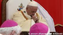 Nord-Mazedonien Religion l Papstbesuch