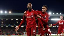Fussball Champions League Halbfinale l FC Liverpool vs FC Barcelona   3:0