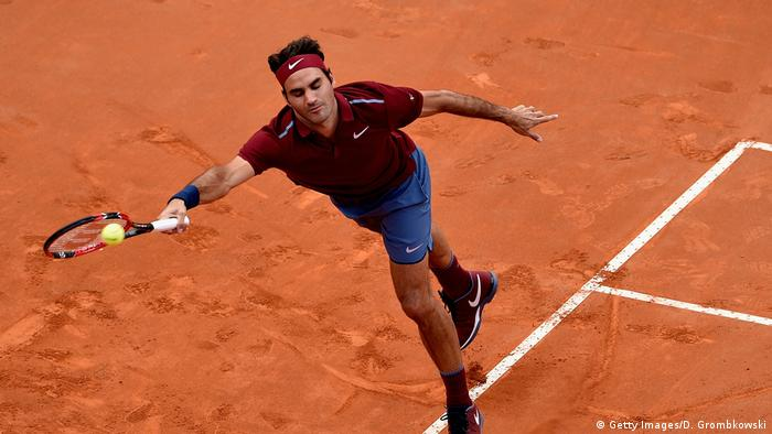 Italien | Roger Federer |Tennis ATP-Masters 2016 in Rom