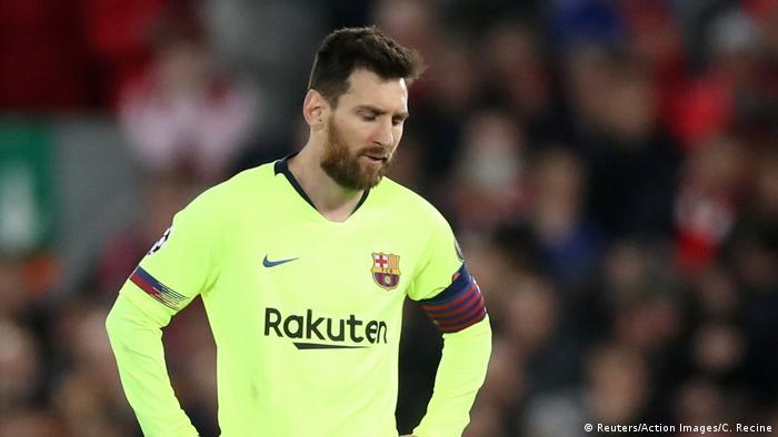 Lionel Messi (Reuters/Action Images/C. Recine)