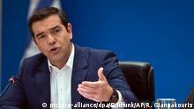 Griechenland | Ministerpräsident Tsipras verspricht Steuersenkungen