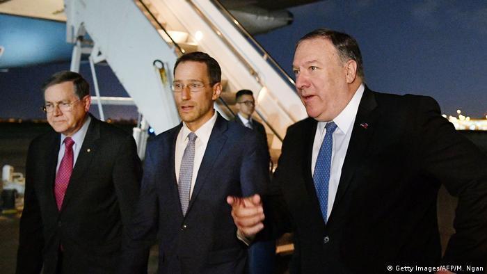Iraq | US-Außenminister Pompeo zu Besuch in Bagdad