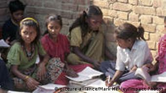 lack of education in india