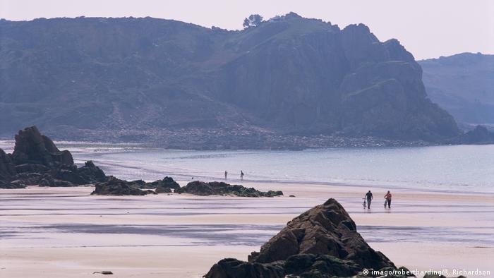 Kanalinseln Jersey | St Brelade s Bay (imago/robertharding/R. Richardson)