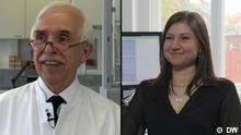 DW Still - Fit und Gesund - Dr. Rudolf Tauber und Dr. Claudia Vollbrecht (DW)