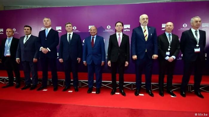 Bosnien und Herzegowina Sarajevo - EBRD Jahrestreffen
