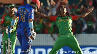 Cricket 2015 Cricket World Cup | Afghanistan vs. Bangladesch (Getty Images/AFP/P. Parks)