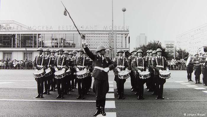 Combat Groups of the Working Class in Berlin exercise (Jürgen Nagel)