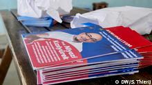 Zypern Europawahl l Niyazi Kızılyüreks Wahlwerbung