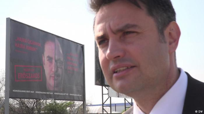 Videostill Fokus Europa Ungarn Bürgermeister (DW)