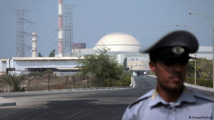 Iran l Teilausstieg aus dem Atomabkommen - Atomkraftwerk in Buschehr
