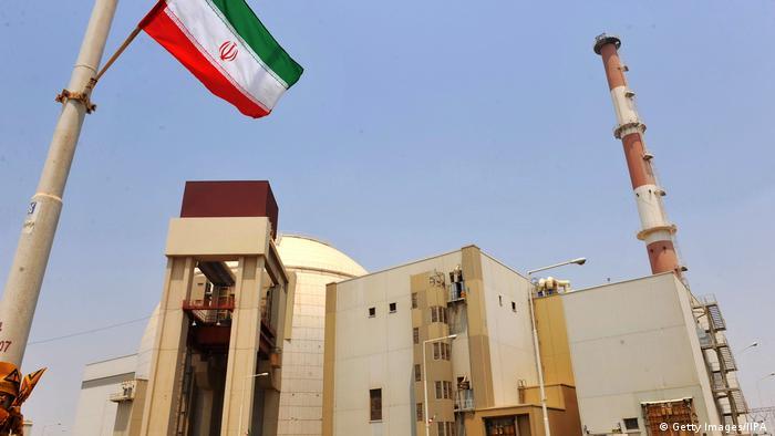 Iran 2010 Bau Atomkraftwerk in Bushehr (Getty Images/IIPA )