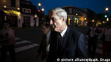 USA Mueller Bericht l FBI-Sonderermittler Robert Mueller