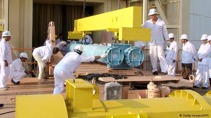 Iran's Bushehr nuclear power plant