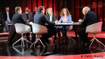 Belgein Brüssel Conflict Zone Debate