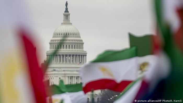 A busca de Trump por aliados contra o Irã