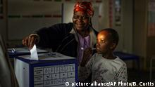 Südafrika Wahl 2019 | Stimmabgabe in Johannesburg