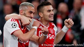 UEFA Champions League | Ajax Amsterdam vs. Tottenham Hotspur | 2. TOR Ajax