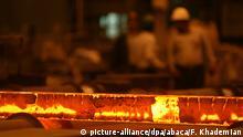 Iran | Stahlwerk | Stahlproduktion