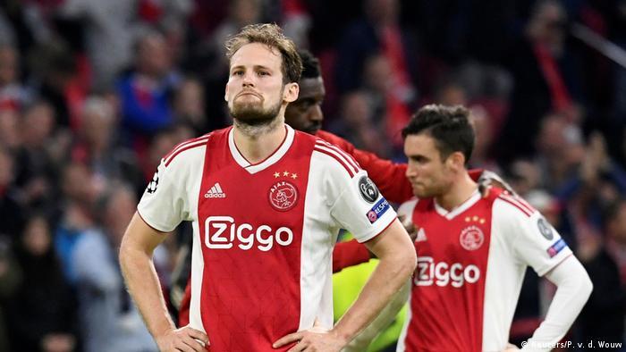Ajax Amsterdam vs. Tottenham Hotspur