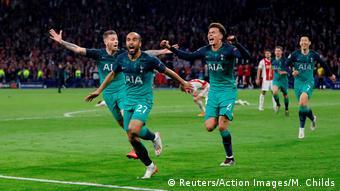 UEFA Champions League | Ajax Amsterdam vs. Tottenham Hotspur