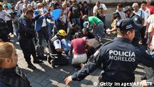 Mexiko   Schießerei   Zwei Gewekschaftsführer in Morelos ermordet