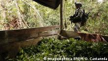 Kolumbien | Operation gegen Drogenhandeln