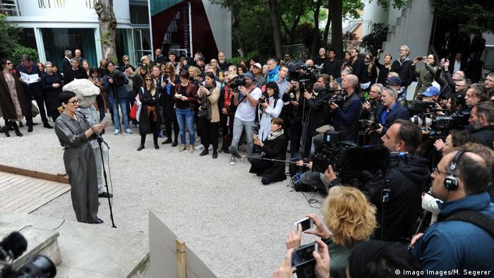 58. Kunst-Biennale von Venedig - Deutscher Pavillon
