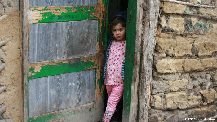 Fetița și cocioaba ei din Alțâna