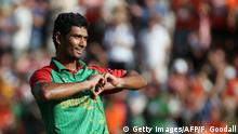 Bangladesch Cricket-Spieler Mohammad Mahmudullah
