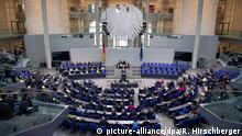 Einwanderungsgesetz Bundestagsdebatte