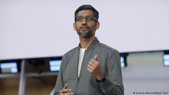 USA Entwicklerkonferenz Google I/O in Mountain View Sundar Pichai