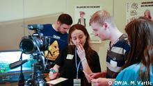 DW Akademie Youth Meets Media-Konferenz