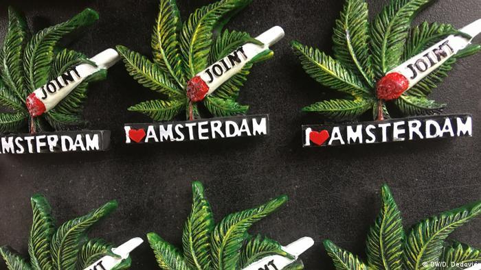 Souvenir aus Amsterdam