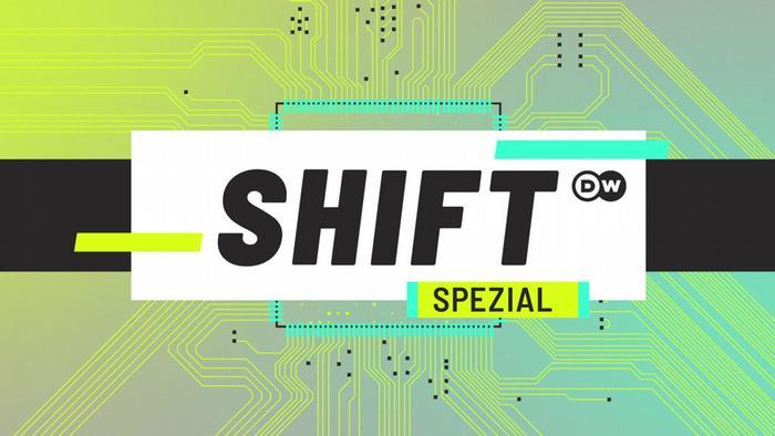 DW Shift Spezial Sendungslogo deutsch