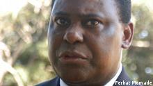 Ernesto Gove ehemaliger Gouverneur der Zentralbank von Mosambik